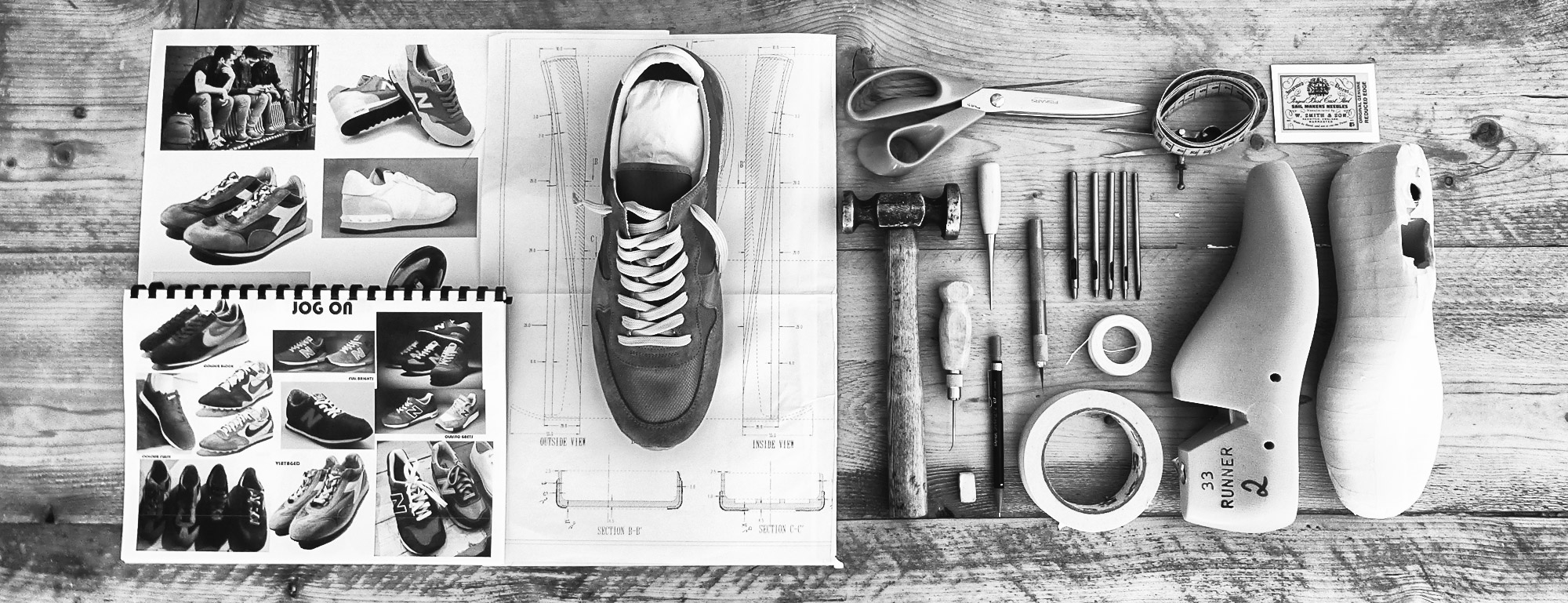 Freelance Footwear Design by The Tailored Last