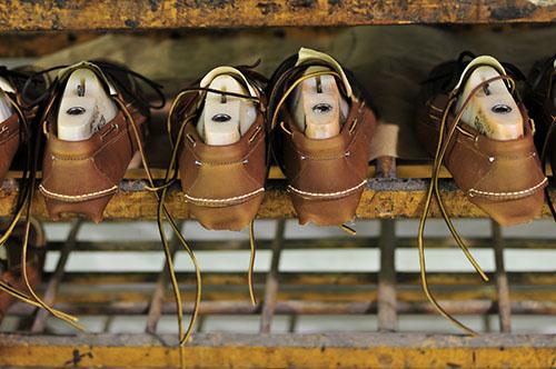 hand made footwear blog