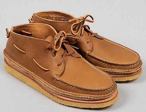 hand sewn footwear maine