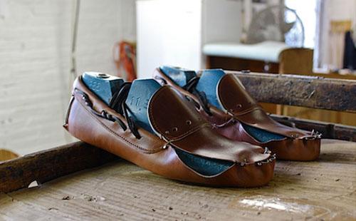 hand sewn footwear maine11