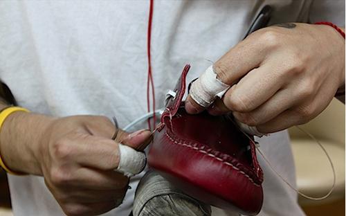 hand sewn footwear maine12