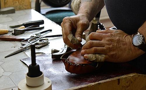 hand sewn footwear maine16