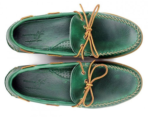 hand sewn footwear maine3