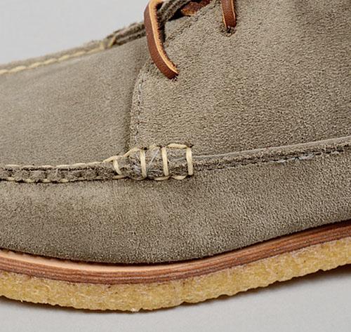 hand sewn footwear maine4