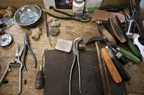 hand sewn footwear maine5