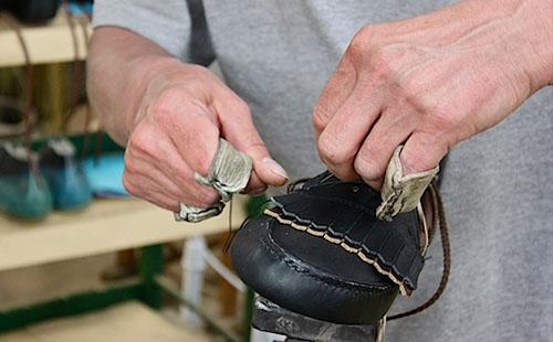 hand sewn footwear maine8