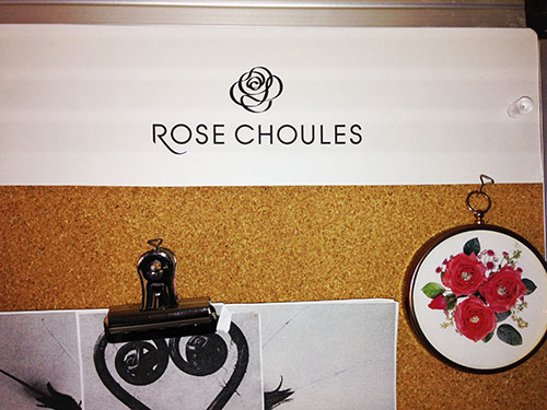 rose choules moccasin atelier 7